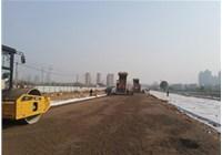 滨河路(三一大道-栏山路)、匍园路(滨河路-支三路)再生水稳项目