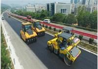 长沙绕城高速西南段2017年度路面再生大修工程